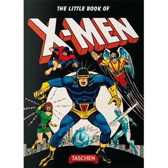 The Little Book of X-Men