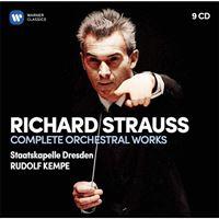Strauss: Orchestral Works - 9CD