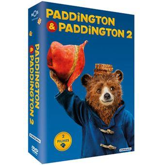 Pack Paddington + Paddington 2 - DVD