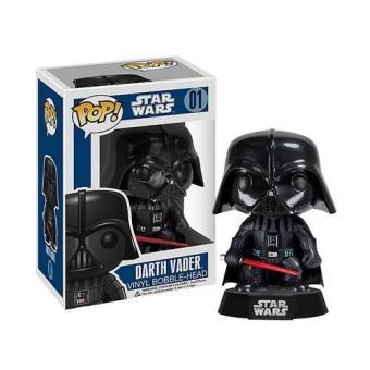 Funko Star Wars Episode VII POP! Vinyl Bobble-Head Darth Vader (10 cm) - 1