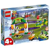LEGO Disney Pixar Toy Story 4 10771 Montanha-Russa de Emoções de Carnaval
