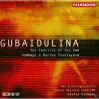 Canticle of The Sun - CD