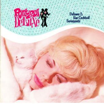 Portugal Deluxe Vol 2: Um Cocktail Swingante - CD