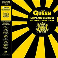 Happy and Glorious: All the Hits from Tokyo - LP