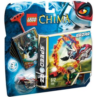 Anel de Fogo (LEGO Legends of Chima 70100 - Speedorz)