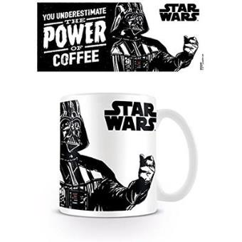 Star Wars - Caneca The Power of Coffee