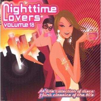 Nighttime Lovers Vol.18