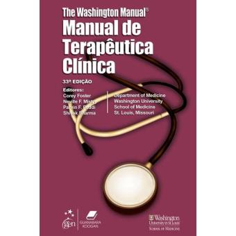The Washington Manual - Manual de Terapeutica Clinica