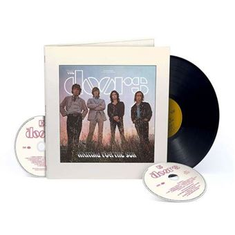 Waiting for The Sun - 50th Anniversary Deluxe Edition - 2CD + LP