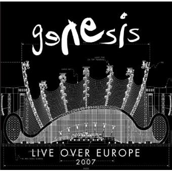 Live Over Europe (2CD)