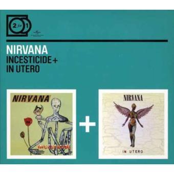 Incesticide/In Utero (2CD)