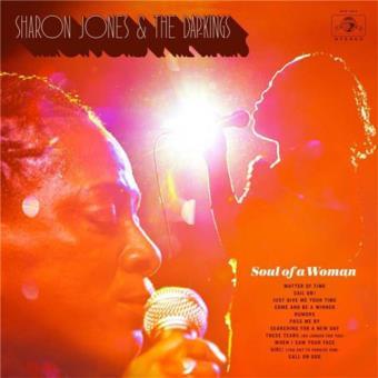 Soul of a Woman - LP + MP3
