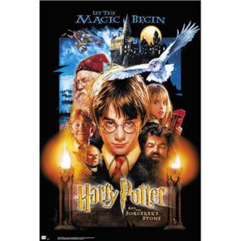 Poster Harry Potter And The Sorcerer's Stone