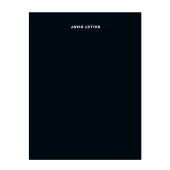 Bullet Diary A4 Preto Do Art