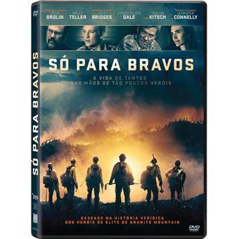 Só Para Bravos - DVD