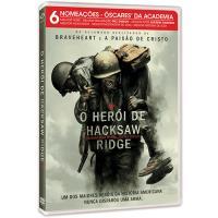 O Herói de Hacksaw Ridge (DVD)