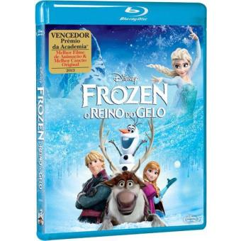 Frozen - O Reino do Gelo