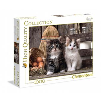 Puzzle Lovely Kittens