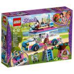 LEGO Friends 41333 O Veículo de Missões da Olivia