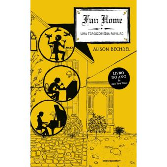 Fun Home - Uma Tragicomédia Familiar