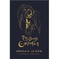Books of earthsea: the complete ill