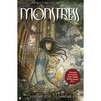 Monstress - Livro 2: O Sangue