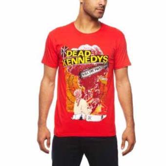 T-shirt Kill The Poor -l-