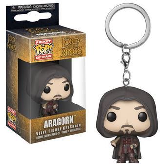 Funko Pop! Porta-Chaves Lord of The Rings: Aragorn