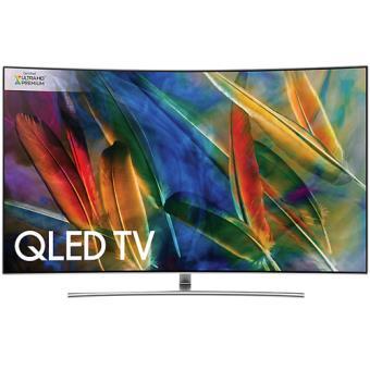 Samsung Smart TV Curvo QLED UHD 4K HDR QE55Q8C 140cm