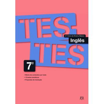 Testes de Inglês - 7º Ano