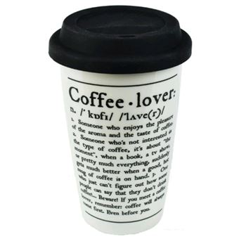 Copo Take Away - Coffee Lover