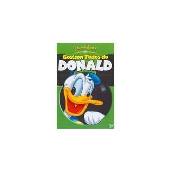 Gostam Todos do Donald - DVD