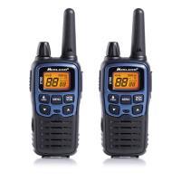 Midland XT60 24channels 446.00625 - 446.0937MHz Preto, Azul rádio two-way