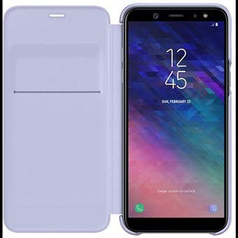 Capa Samsung Wallet para Galaxy A6 - Violeta