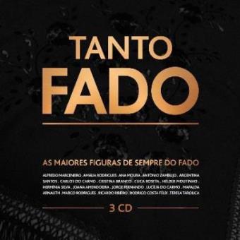 Tanto Fado (3CD)