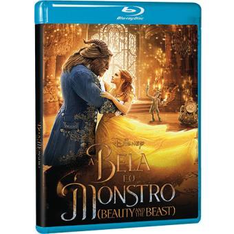A Bela e o Monstro (Blu-ray)