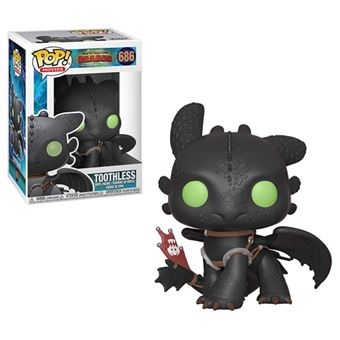Funko Pop! How to Train Your Dragon: Toothless - 686