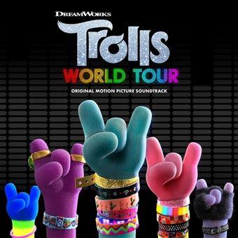 BSO Trolls: World Tour - 2LP