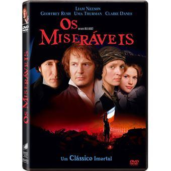 Os Miseráveis - DVD