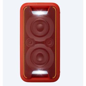 Sony GTK-XB5 Mini set Vermelho