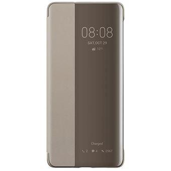 Capa Flip Huawei Smart View para P30 Pro - Khaki
