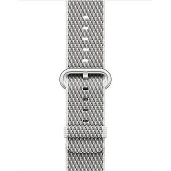 Bracelete Desportiva Apple Woven Nylon para Watch 38mm - Branco