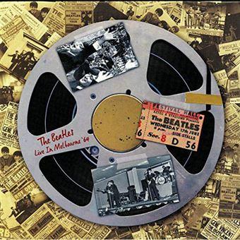 Live in Melbourne 1964 - LP Clear Vinyl