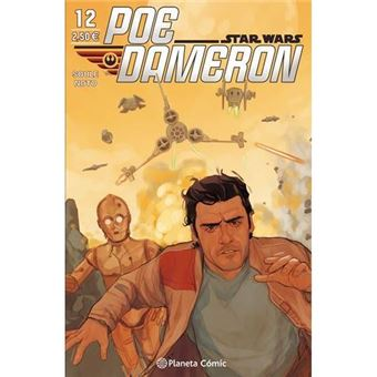 Star wars poe dameron 12-grapa