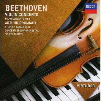 Beethoven | Violin Concerto & Piano Concerto No.3