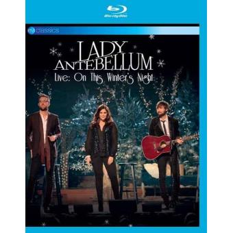 Lady Antebellum | On This Winter's Night - Live (BD)