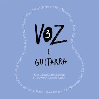 Voz e Guitarra 3 – Ao Vivo em Lisboa - CD + DVD