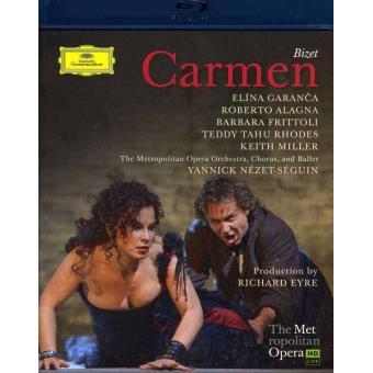 Bizet   Carmen (BD)