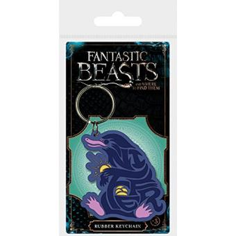 Porta-Chaves de Borracha Fantastic Beasts: Niffler