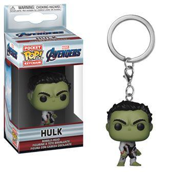 Funko Pop! Porta-Chaves Avengers Endgame: Hulk